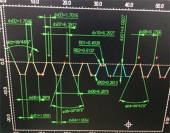 Dış Yüzey Profillerinde Broşlama Tekniği